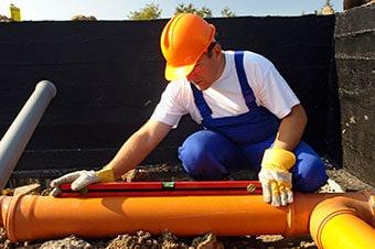 pvc-pipes-sewage-underground