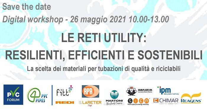 digital workshop for italian utilities